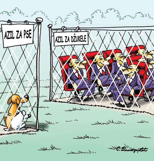 Ajde, svako u svoj azil