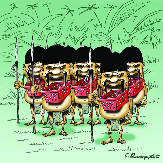 Iz ugla karikaturiste - Kako građani reaguju na novi Zakon o zaštiti potrošača