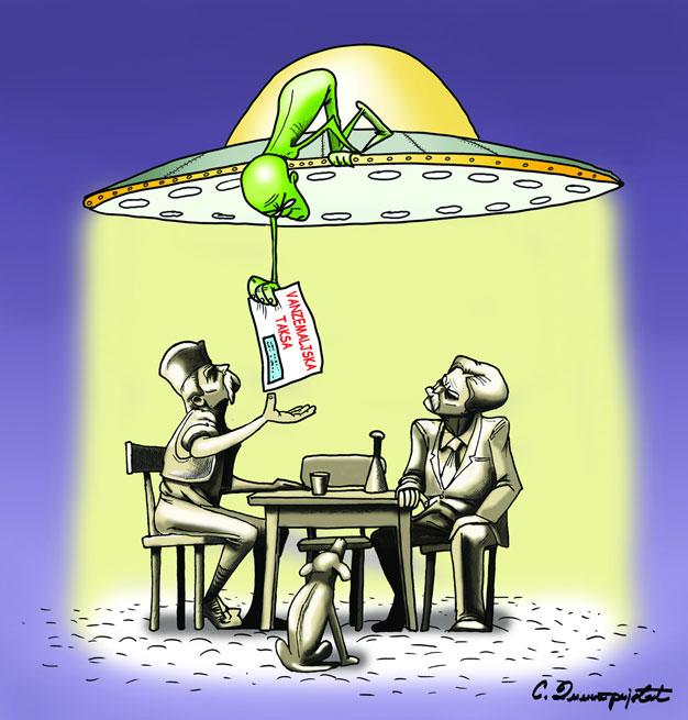 U Nišu i vanzemaljci dobrodošli, samo da ne uvode nove namete