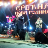 Na Bregovićevom koncertu 8.000 građana